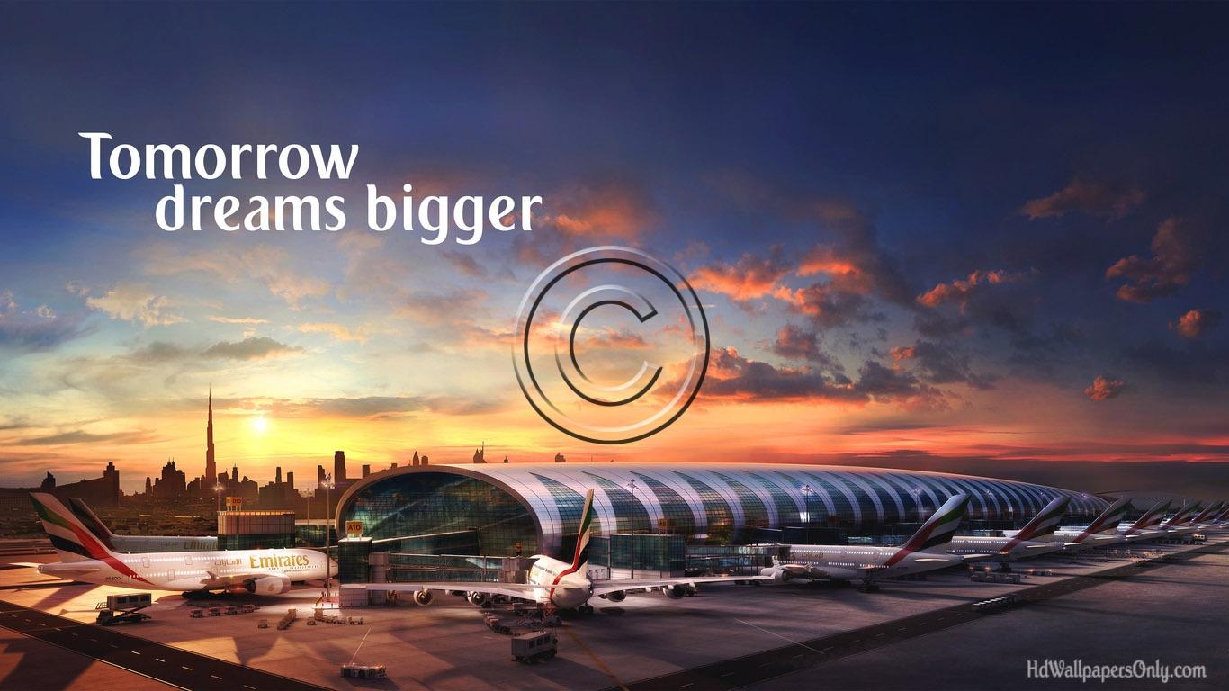 Dubai Airport Shopping